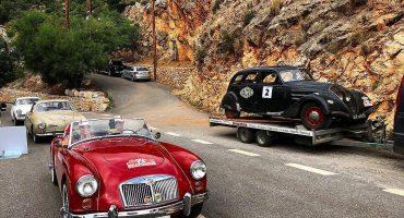 Risultati Tour del Peloponneso 2018 MGA Prima