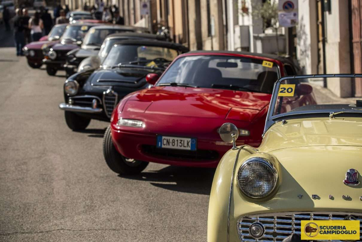 veicoli storici auto storiche