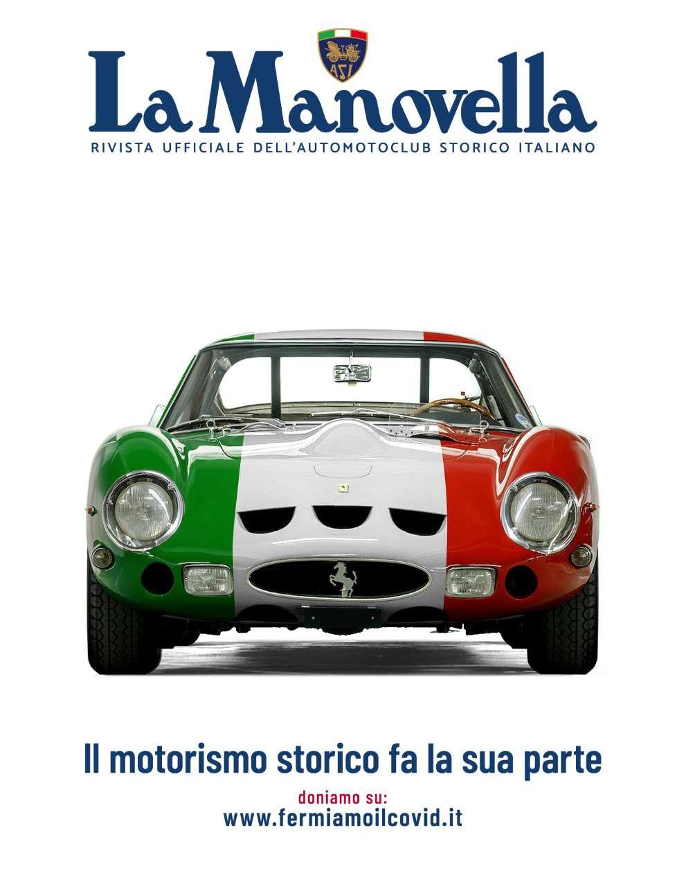 La Manovella Aprile 2020 - Scarica PDF - Copertina