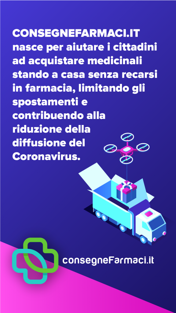 ConsegneFarmaci.It - Consegne Farmaci a domicilio