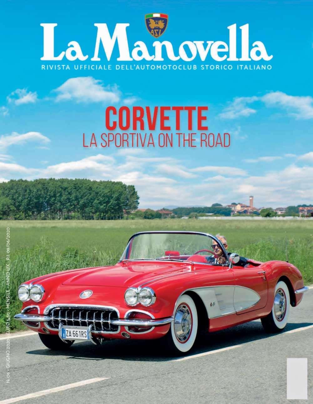 La Manovella - WEB - giugno 2020 - Copertina
